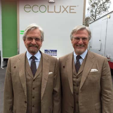 Michael Douglas In 'Ant-Man' is listed (or ranked) 2 on the list Awesome Photos Of Celebrities With Their Stunt Doubles