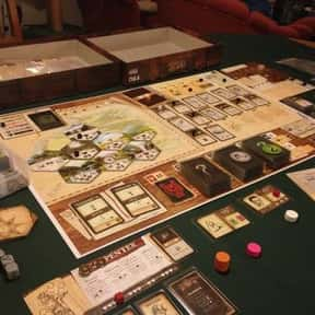 Robinson Crusoe is listed (or ranked) 5 on the list The Best Board Games for 4 People