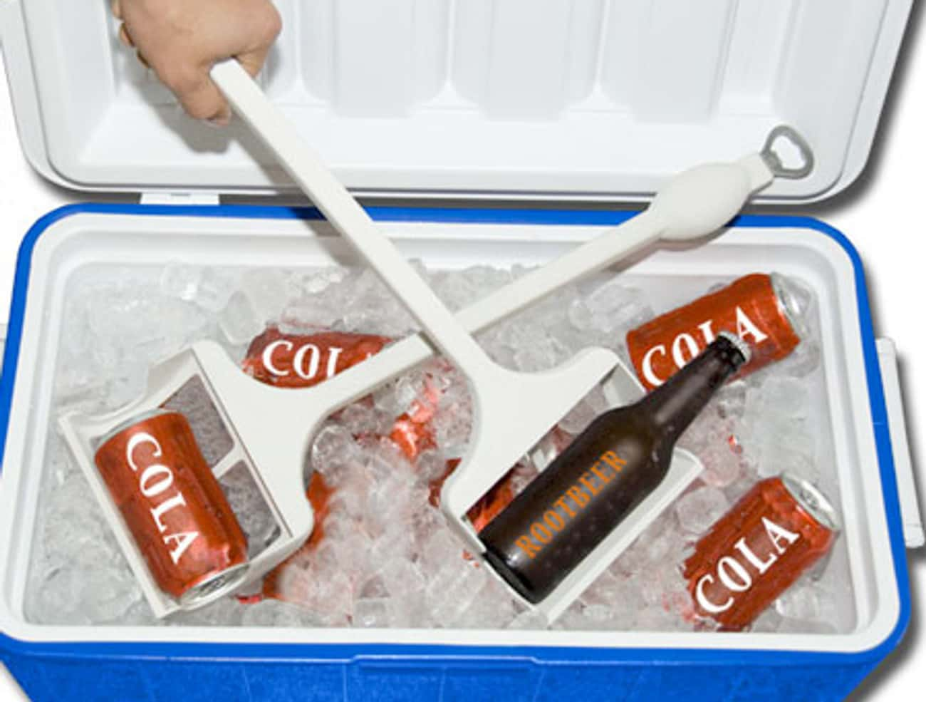 Beer Scooper is listed (or ranked) 3 on the list Products for People Who Love Booze