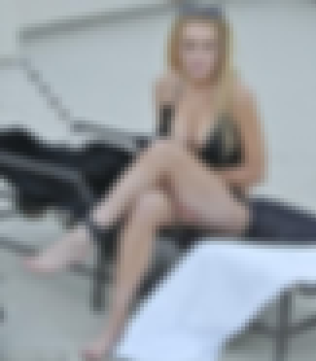Lindsay Lohan House Arrest is listed (or ranked) 2 on the list Lindsay Lohan Feet Pics