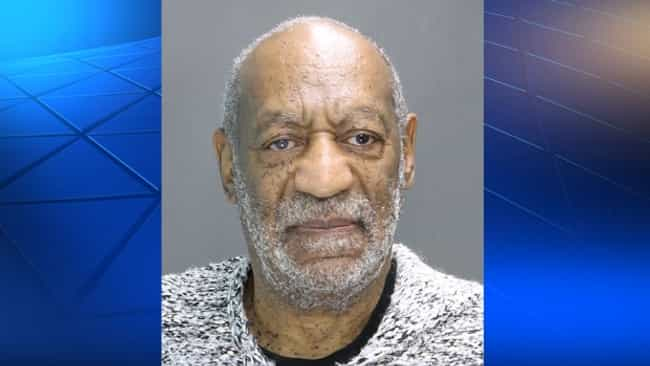 Bill Cosby Arraigned On Charge... is listed (or ranked) 1 on the list Celebrity Scandals 2015