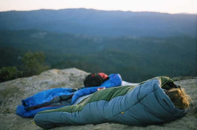 Sleeping Bag is listed (or ranked) 4 on the list The Essential Items You Need in Your Bug Out Bag