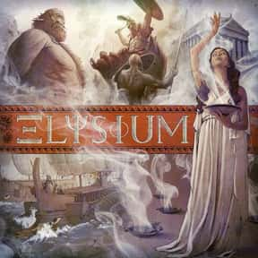 Elysium is listed (or ranked) 25 on the list The Best Board Games for 4 People