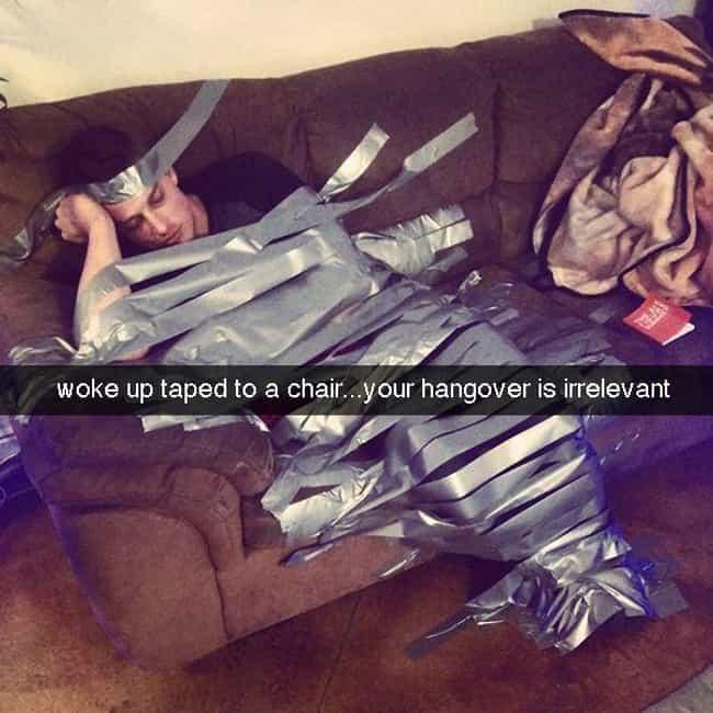 your hangover is irrelevant photo u1?w=650&q=50&fm=jpg - Le top des Snapchats du lendemain matin