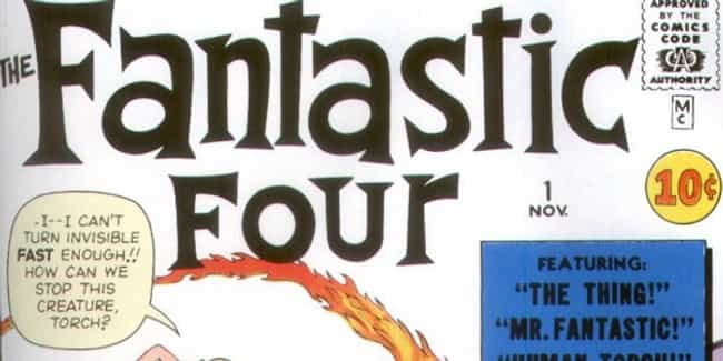 Their First Comic Is Worth up ... is listed (or ranked) 2 on the list 20 Things You Should Know About the Fantastic Four