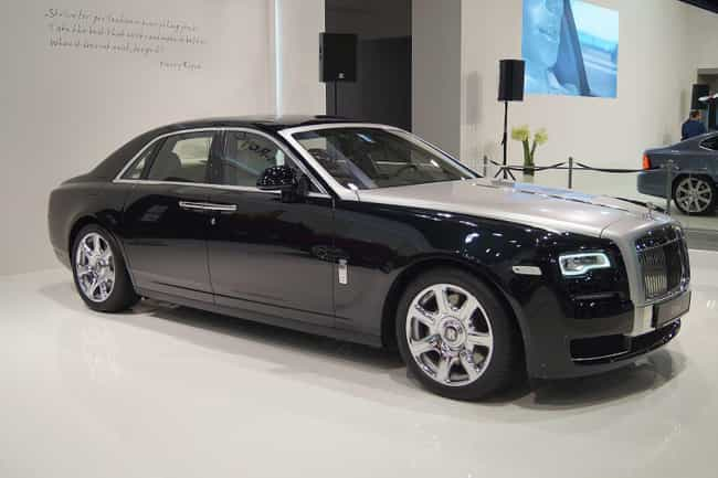 Rolls Royce Ghost is listed (or ranked) 2 on the list 20 Snazzy Cars Most Preferred by Celebrities