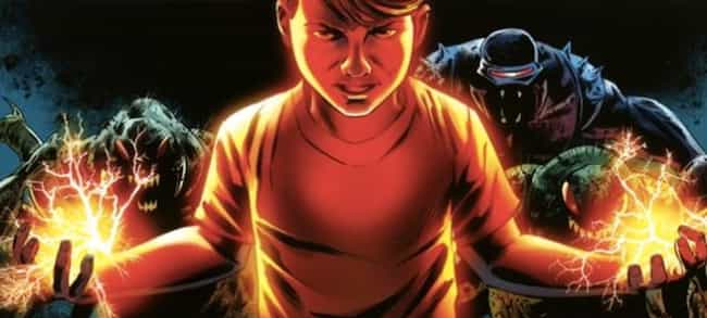 Reed and Sue's Son Created an ... is listed (or ranked) 3 on the list 20 Things You Should Know About the Fantastic Four