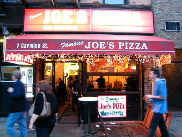 Image of Random Best Pizza in New York City