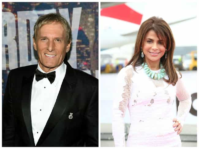 Michael Bolton and Paula Abdul is listed (or ranked) 3 on the list 17 Celebrities Who Babysat Other Celebrities