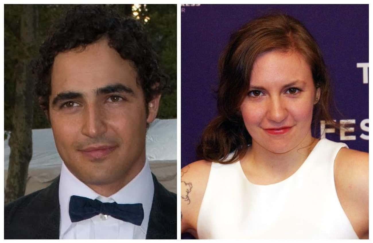 Zac Posen and Lena Dunham is listed (or ranked) 1 on the list 17 Celebrities Who Babysat Other Celebrities
