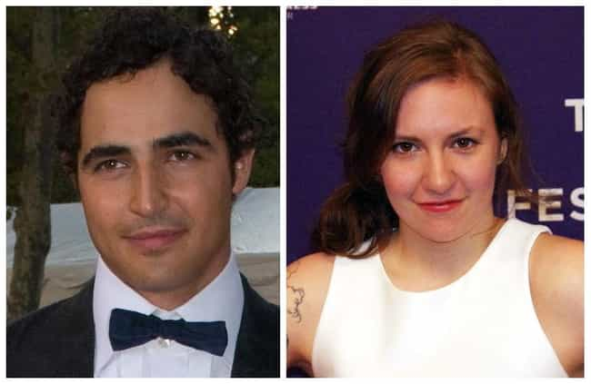 Zac Posen and Lena Dunha... is listed (or ranked) 1 on the list 17 Celebrities Who Babysat Other Celebrities