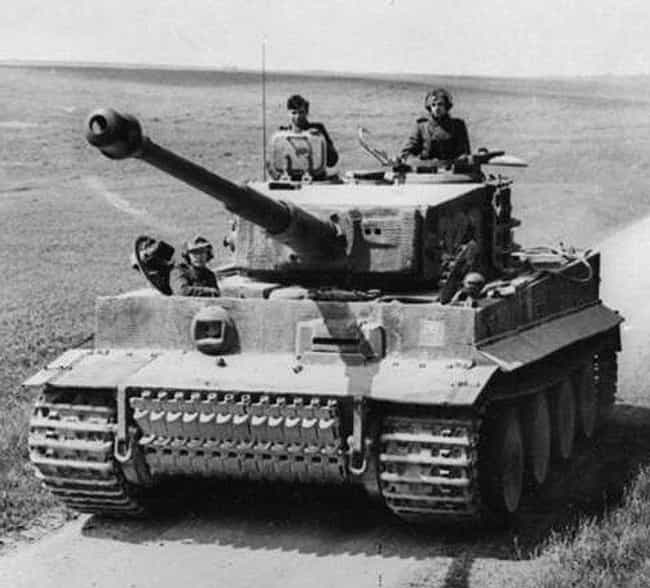 Tiger Tank is listed (or ranked) 1 on the list The Greatest World War 2 Tanks