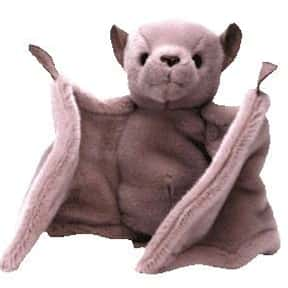 Batty is listed (or ranked) 8 on the list The Best Beanie Babies Ever Made