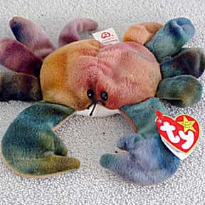 Claude is listed (or ranked) 21 on the list The Best Beanie Babies Ever Made