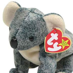Eucalyptus is listed (or ranked) 20 on the list The Best Beanie Babies Ever Made