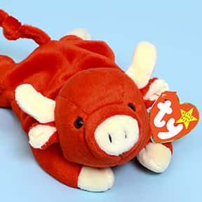 Tabasco is listed (or ranked) 16 on the list The Best Beanie Babies Ever Made