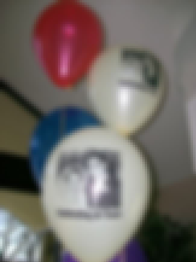 Balloons is listed (or ranked) 3 on the list Products You Didn't Know You Could Put Your Face On