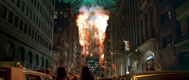 Alien Flame Ray, Indepen... is listed (or ranked) 2 on the list Times New York Was Destroyed on Film