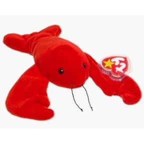 Pinchers is listed (or ranked) 22 on the list The Best Beanie Babies Ever Made