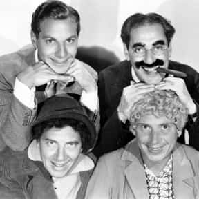 The Marx Bros. is listed (or ranked) 21 on the list The Most Original Comedians