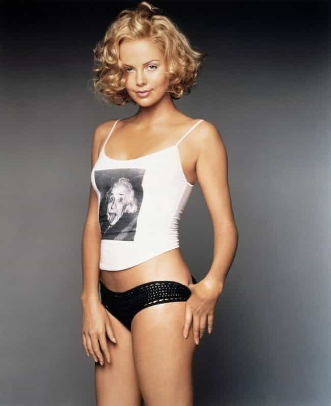 Charlize Theron Is Super Smart Is Listed Or Ranked 3 On The List The