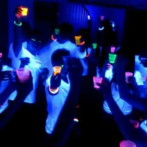 Black Light is listed (or ranked) 3 on the list The Most Annoying College Party Themes Ever