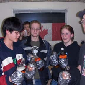 Edward 40 Hands is listed (or ranked) 22 on the list The Most Annoying College Party Themes Ever