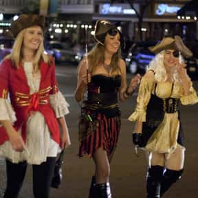 Pirates and Wenches is listed (or ranked) 2 on the list The Most Annoying College Party Themes Ever