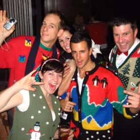 Ugly Sweater is listed (or ranked) 8 on the list The Most Annoying College Party Themes Ever