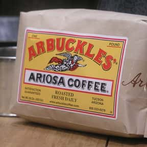 Arbuckle's is listed (or ranked) 7 on the list The Best Organic Coffee Brands