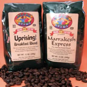 Dean's Beans is listed (or ranked) 12 on the list The Best Organic Coffee Brands