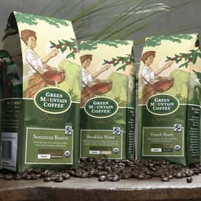 Green Mountain Coffee Roasters is listed (or ranked) 2 on the list The Best Organic Coffee Brands