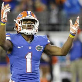 Vernon Hargreaves III is listed (or ranked) 15 on the list The Best University of Florida Football Players of All Time