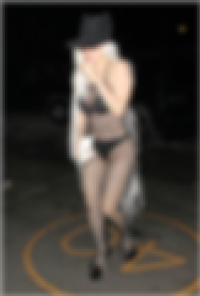 Lady Gaga holds teddy bear whi... is listed (or ranked) 4 on the list Lady Gaga Bikini Pictures
