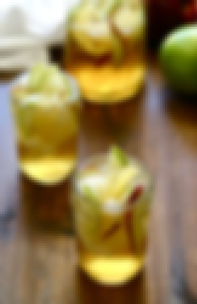 Bourbon Apple Sangria is listed (or ranked) 4 on the list The Most Hipster Drinks You Can Order