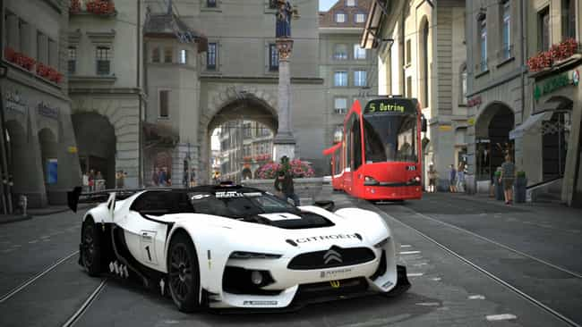 GT Citroen - Gran Turismo 5 is listed (or ranked) 2 on the list The Coolest Cars in Video Games