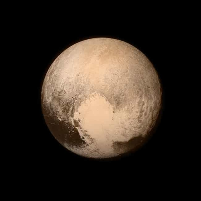 Support for Pluto as a P... is listed (or ranked) 2 on the list The Most Prevalent Social Media Fads of 2015