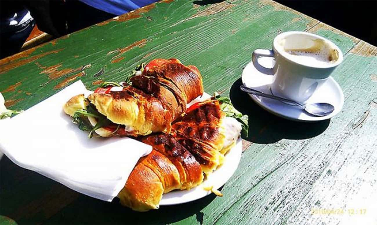It's Easy to Wake Up in Po is listed (or ranked) 2 on the list 30 Delicious Pictures of Breakfast from Around the World