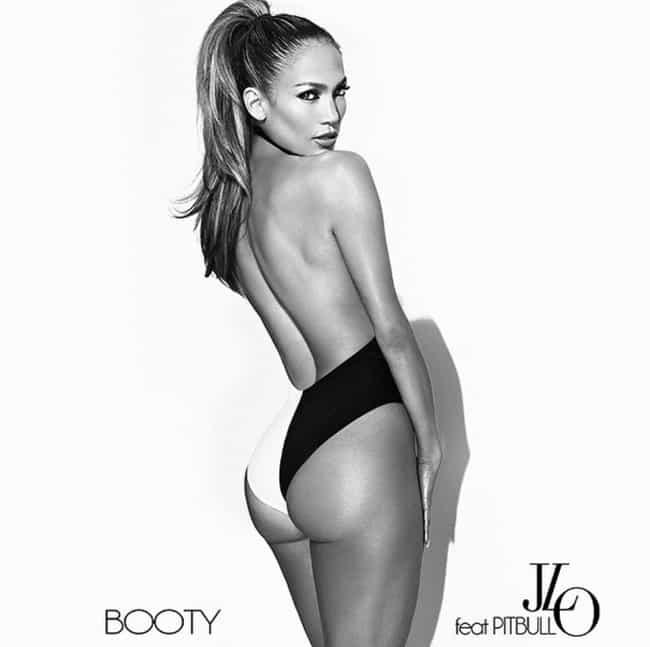 Jennifer lopez naked ass shots — 8