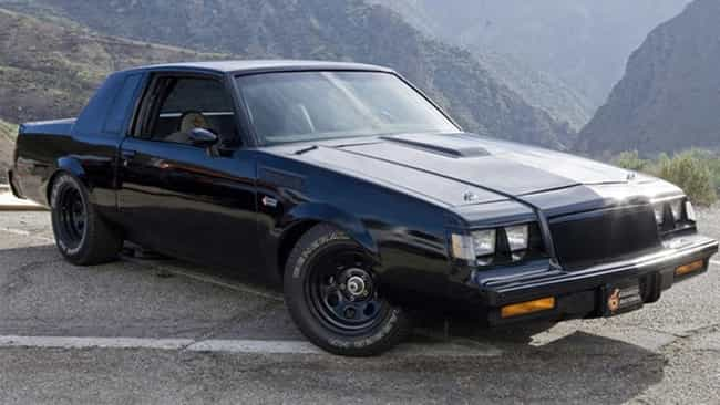 1980s Buick T-Type is listed (or ranked) 4 on the list The Best Cars to Restore Without Going Bankrupt