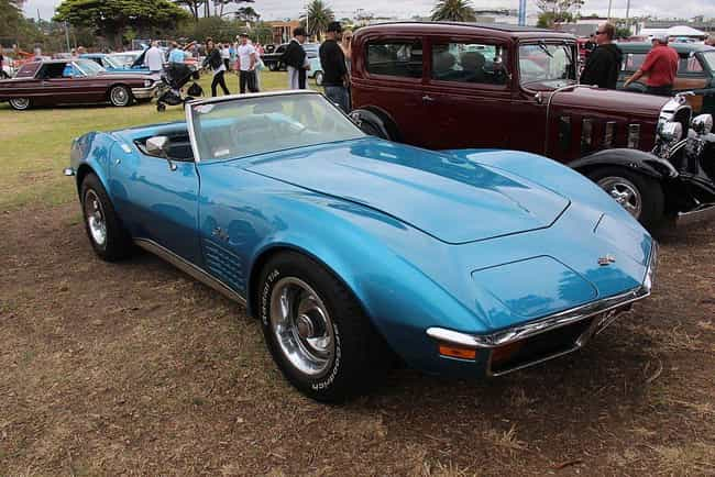 C3 Corvette is listed (or ranked) 2 on the list The Best Cars to Restore Without Going Bankrupt