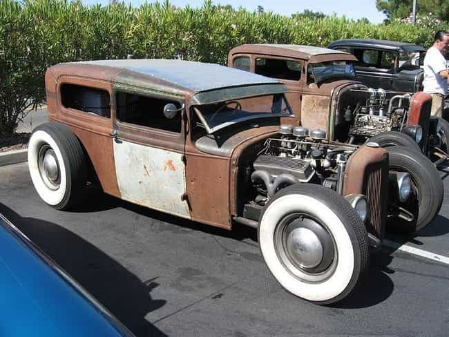 Old Hot Rods Is Listed Or Ranked 2 On The List Best Cars
