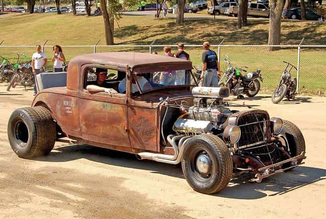 Old Hot Rods is listed (or ranked) 3 on the list The Best Cars to Restore Without Going Bankrupt