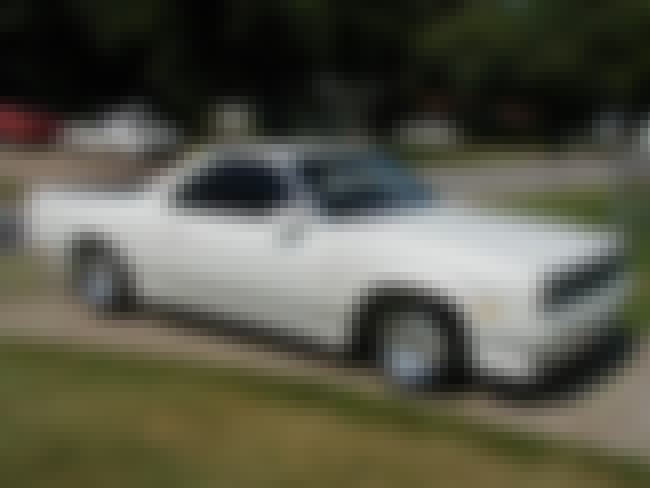 Chevrolet El Camino is listed (or ranked) 3 on the list The Best Cars to Restore Without Going Bankrupt