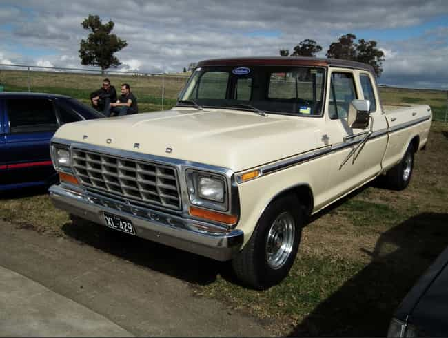 1973 to 1986 Ford Pickup is listed (or ranked) 4 on the list The Best Cars to Restore Without Going Bankrupt