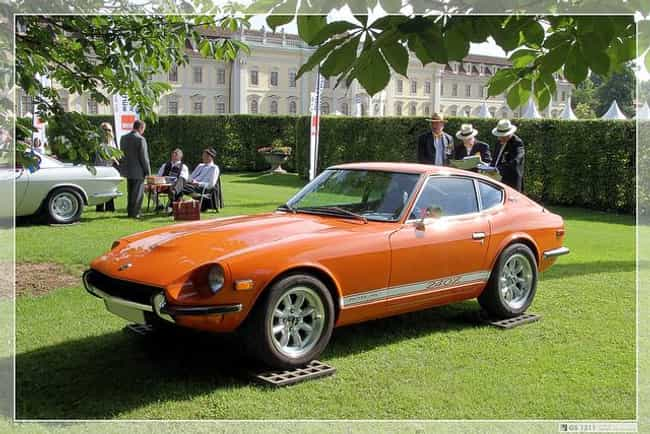 1969 to 1978 Datsun Z-Car is listed (or ranked) 1 on the list The Best Cars to Restore Without Going Bankrupt