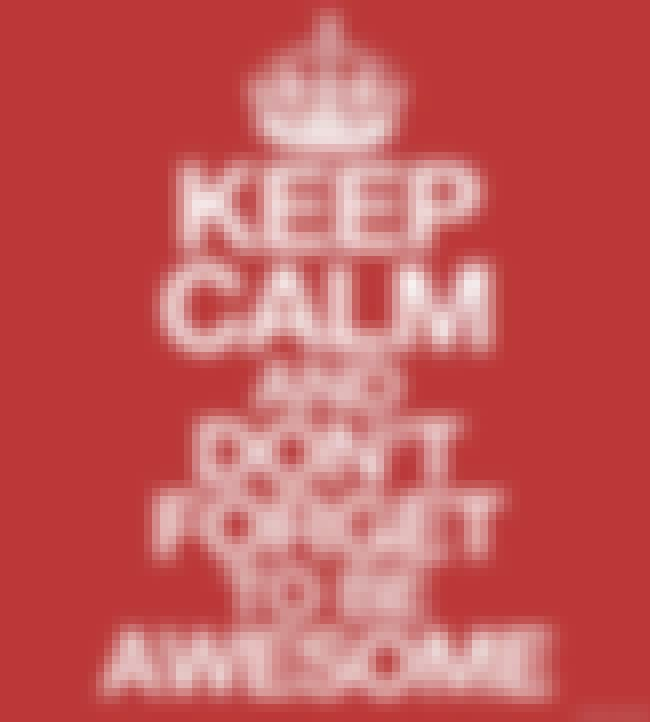 Keep Calm Memes is listed (or ranked) 4 on the list The Most Annoying Social Media Fads Ever
