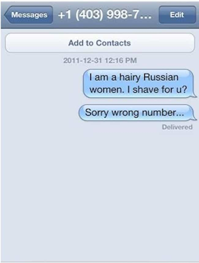Random Most Epic Sexting Fails of All Time