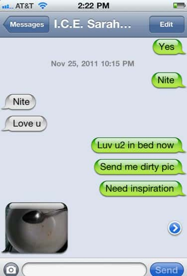 Texts funny dirty 105+ Sexting