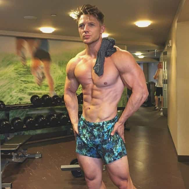 Steve Cook is listed (or ranked) 4 on the list Hottest Male Bodybuilders